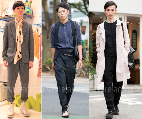 Japanese Male Fashion Trends
