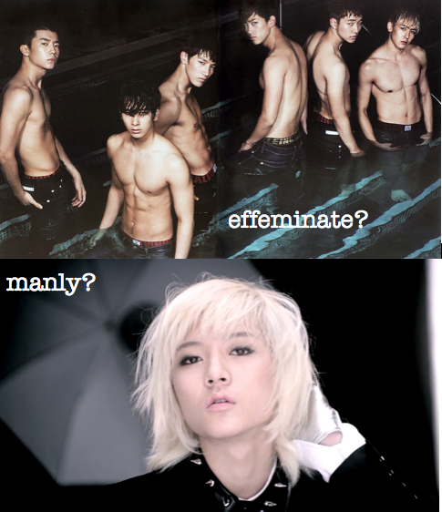 Kpop can be confusing...