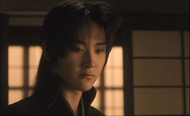 "Matsuda Ryuhei in ""Taboo"""