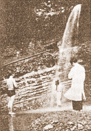 shinto ritual to heal madness: standing under a waterfall for hours - kenkyukaiblog-jugem-jp
