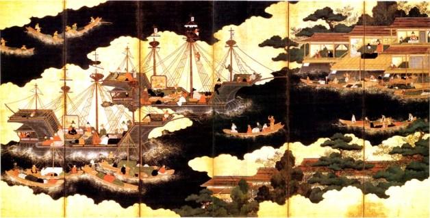 Portuguese ships