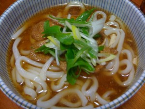 tanuki-udon