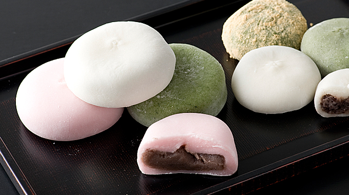 Korean Soy Rice Cake