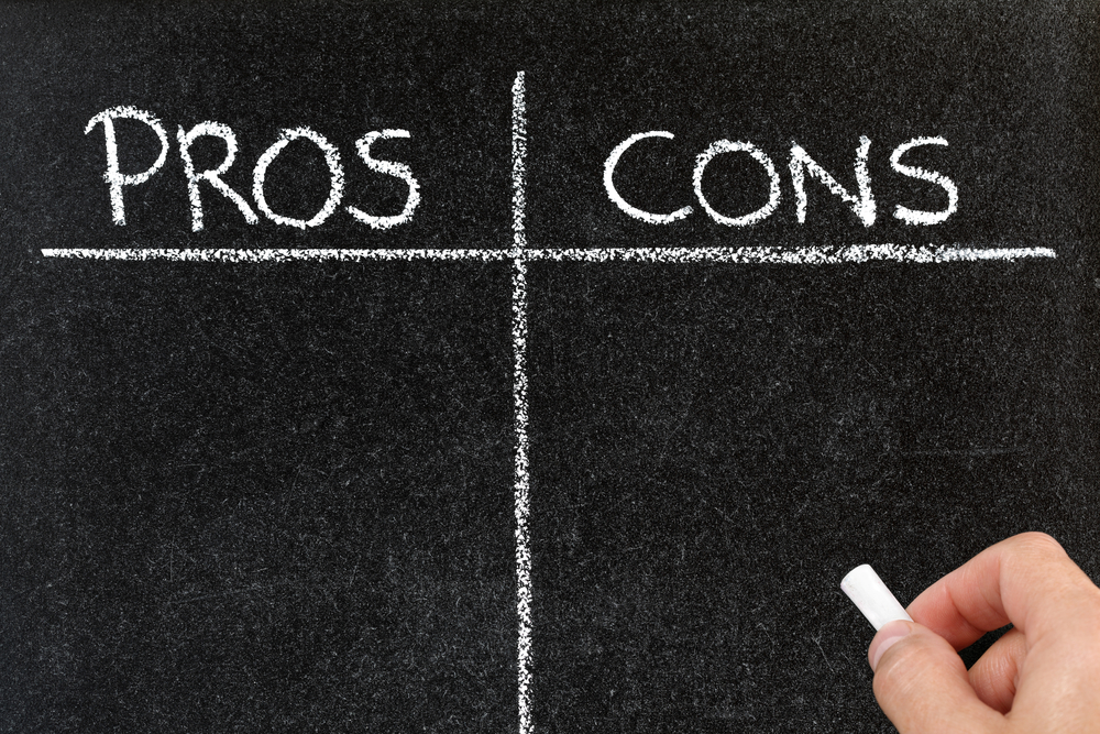 Pros & Cons of Going Green