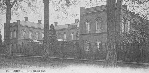 Geel - De kolonie rond 1900