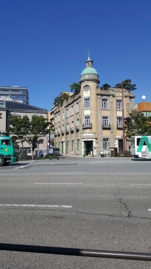Former Akita Company building