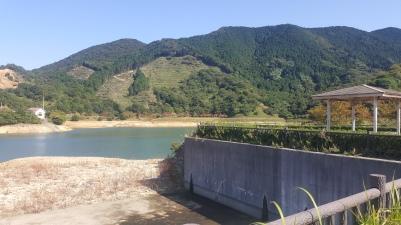 Kawatana Onsen dam