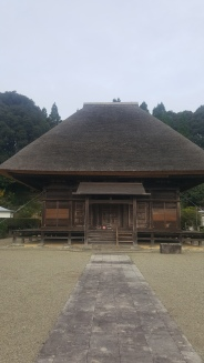 Shorenji Amidado temple.