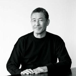 issey miyake portrait